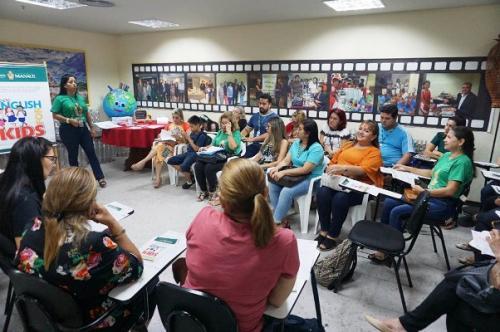 Prefeitura de Manaus beneficiará mais de 13 mil alunos com o projeto English For Kids em 2020