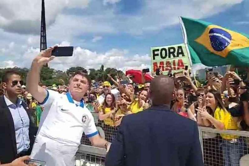 Bolsonaro não participa de reunião com presidentes sul-americanos sobre coronavírus