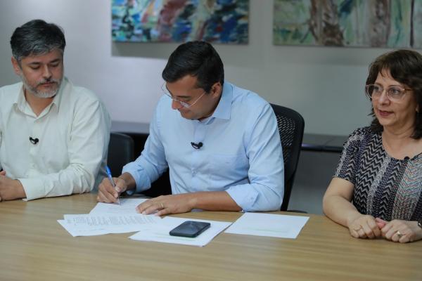 Wilson Lima decreta situação de emergência na saúde pública do Amazonas