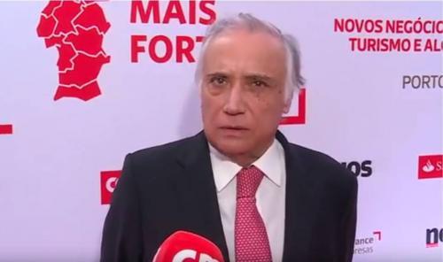 Presidente do Santander Portugal morre após contrair covid-19