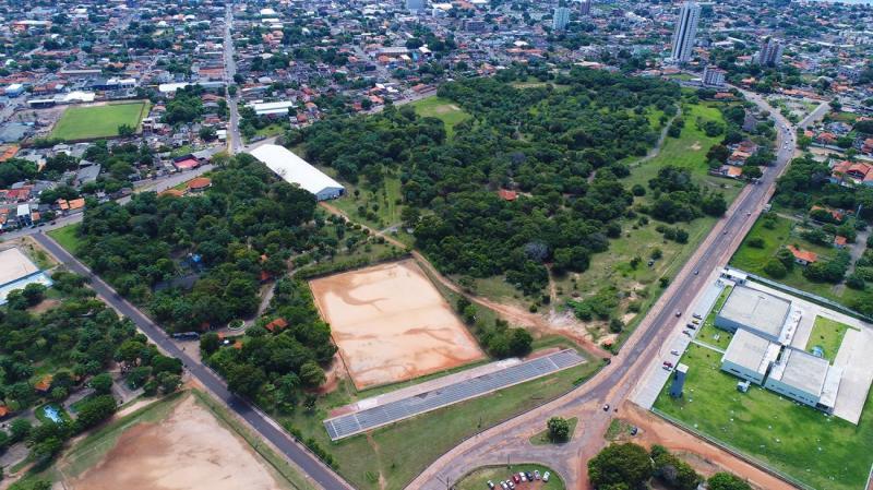 Parque da Cidade, em Santarém, será fechado temporariamente, por Coronavírus