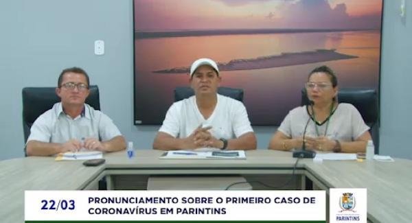 Paciente de Parintins foi infectado por coronavírus após viagem a Manaus