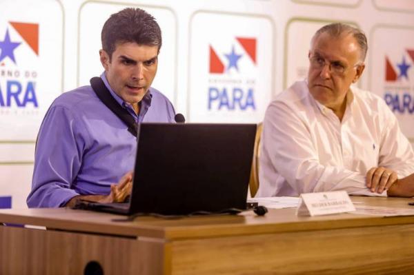 Pará tem quatro casos de coronavírus; governador fala de novas medidas preventivas