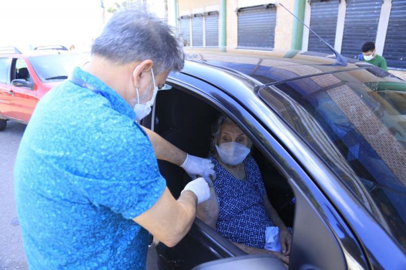 Prefeitura de Santarém inicia campanha de vacinação contra a gripe