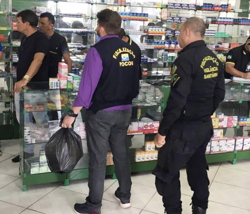 Procon Santarém fiscaliza preços abusivos de produtos relacionados a Covid-19