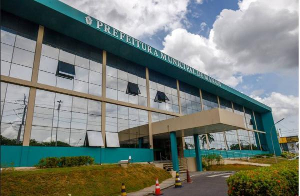 Prefeitura de Manaus libera servidores para trabalhar de casa, por 30 dias