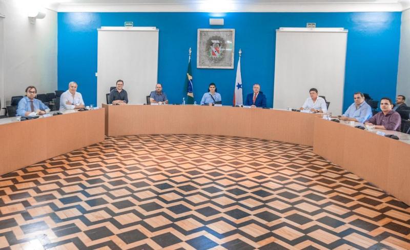 Estado e Bancada Federal irão destinar R$ 246 milhões para combate ao coronavírus no Pará