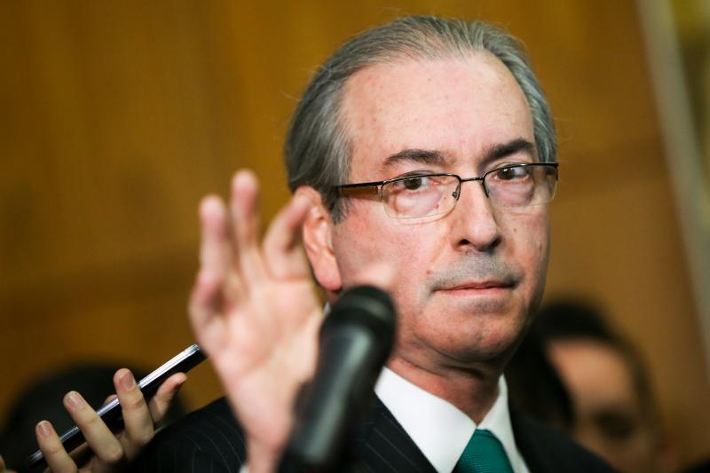 Justiça manda Eduardo Cunha para prisão domiciliar por causa do Coronavírus