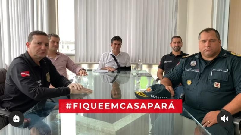 Para conter bolsonaristas, Helder proíbe atos no Pará e aciona Secretaria de Segurança