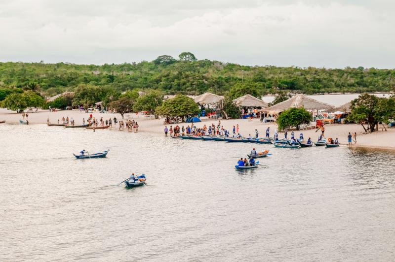 Prefeito interdita praias e balneários de Santarém e Alter do Chão, devido Covid-19