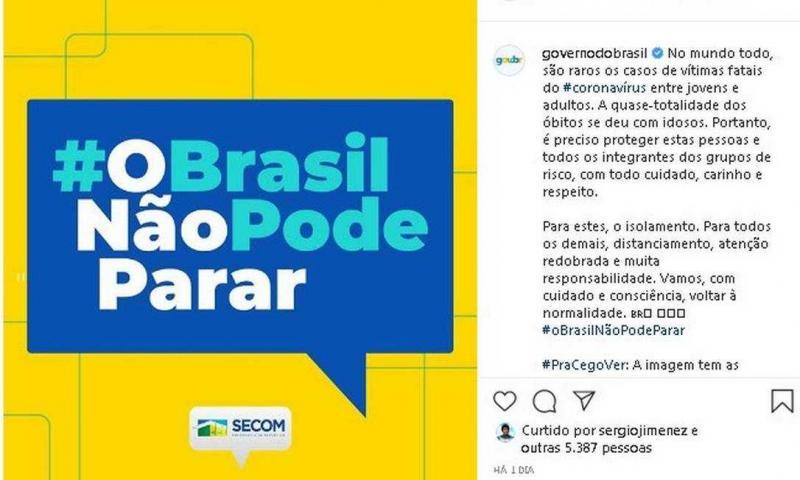 Justiça Federal manda Bolsonaro suspender 'campanha da morte'