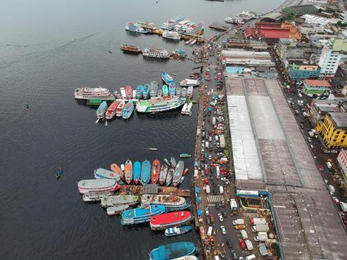 Justiça Federal determina paralisação imediata de transporte fluvial de passageiros no AM