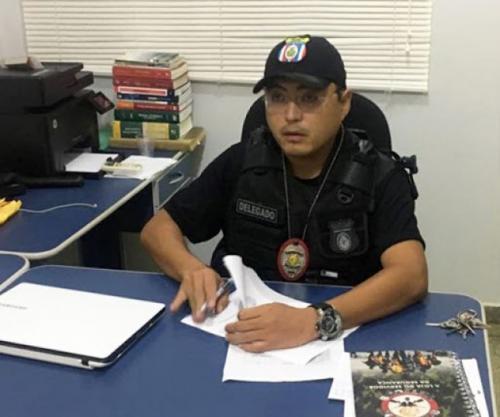 Delegado de Polícia de Barcelos é preso, em flagrante, acusado de espancar a esposa