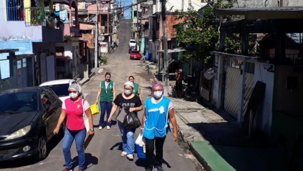 Manaus vacina idosos, cadastrados em site, contra a Influenza nesta segunda (30)