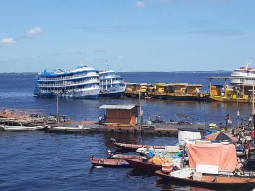 A pedido de Bolsonaro, desembargadora federal libera barcos para transportar passageiros no Amazonas