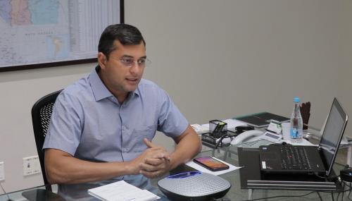 Wilson libera R$ 23 milhões para municípios do interior combaterem o novo coronavírus