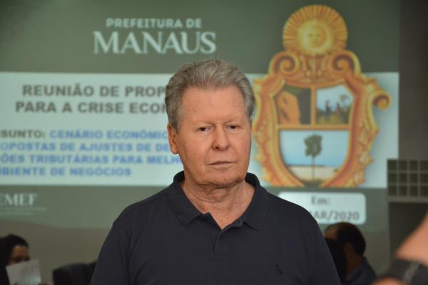 Arthur anuncia corte de R$ 500 milhões para enfrentar crise da Covid-19; salários de servidores são assegurados
