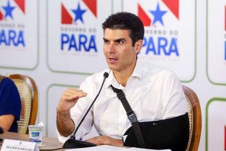 Governador prorroga suspensão das aulas no Pará até 15 de abril