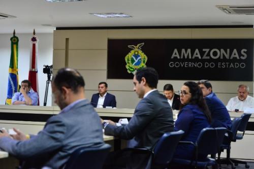 Wilson Lima reafirma que comércio e serviços não essenciais permanecem fechados no AM