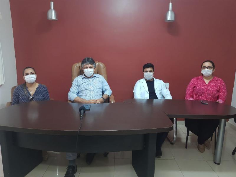 Juruti tem caso suspeito de coronavírus; paciente vai para Santarém