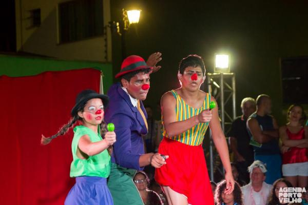 Roda na Praça faz apresentação online de 'Clown Baré' nesta quarta-feira (1º)