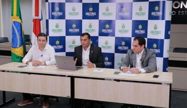 Governador do AM anuncia pacote de incentivo ao setor primário, frente a impactos do Coronavírus