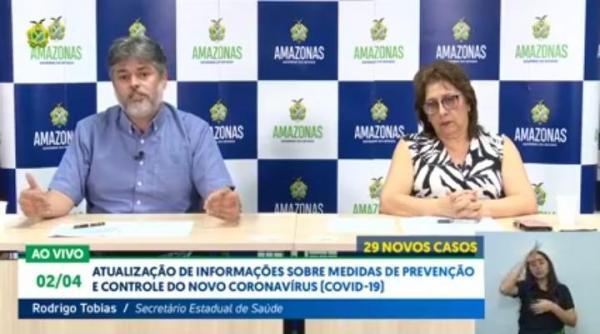 Sistema de saúde do Amazonas deve entrar em colapso nos próximos dias, diz secretário