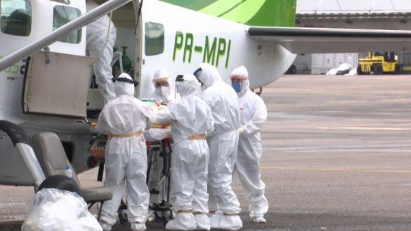 Amazonas registra sexta morte pelo novo Coronavirus