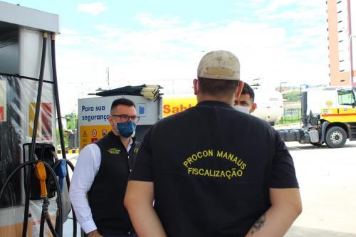 Prefeitura de Manaus vai à Justiça contra postos e distribuidoras de gasolina