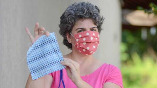 Defensoria recomenda que secretarias de Saúde criem campanha para incentivar uso de máscaras