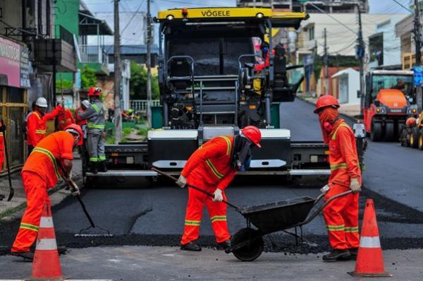 'Requalifica' tem novas frentes de obras no Puraquequara, Praça 14 e Monte das Oliveiras