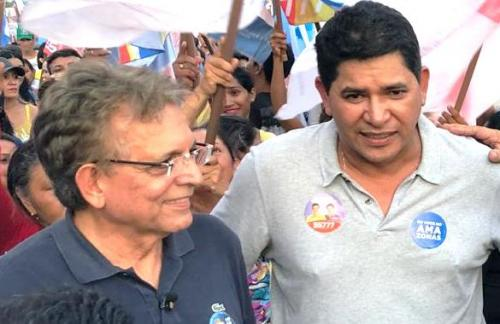 Bi Garcia se filia ao DEM, de Mandetta, Alcolumbre e Maia