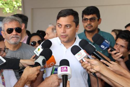 Governador do Amazonas manda prender quem desobedecer quarentena