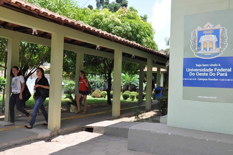 Ufopa suspende calendário acadêmico, por tempo indeterminado, mas mantém pagamento de auxílios