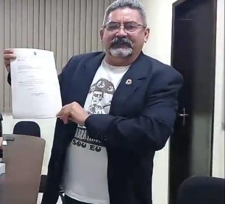 Após cassação de Romeiro, presidente da Câmara de Figueiredo toma posse nesta terça (06)