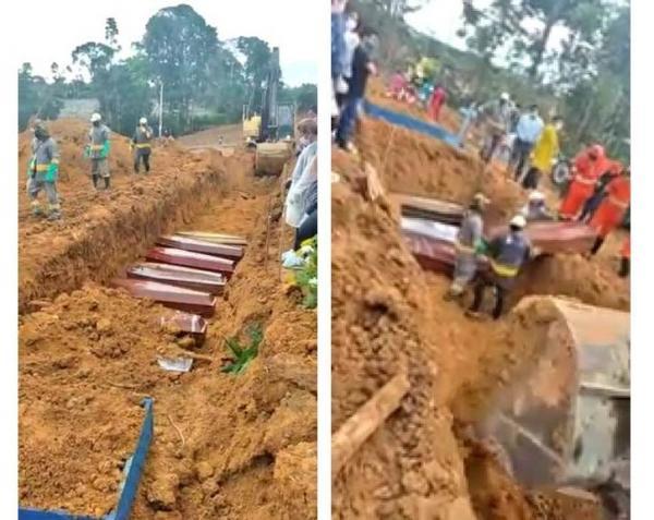 Manaus tem 1.809 casos, 163 óbitos e já enterra mortos em valas coletivas