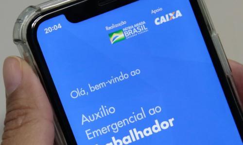 Governo cria site para acompanhar pedidos do auxílio emergencial de R$ 600