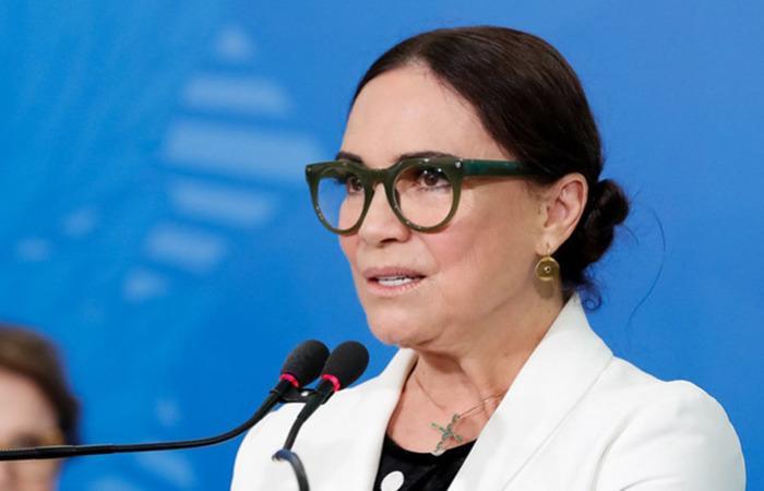 Regina Duarte deixa a Secretaria de Cultura do governo Bolsonaro