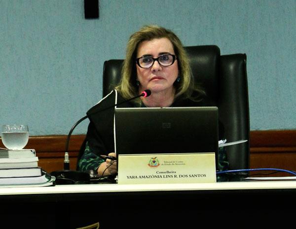 TCE finaliza inspeção na Susam; secretária tem 15 dias para responder aos questionamentos