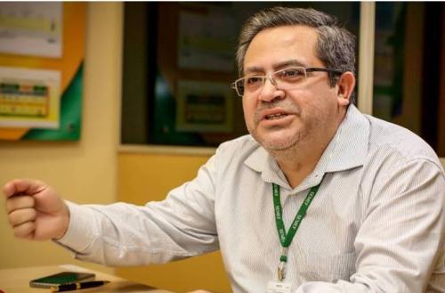 Lourival Praia deixa a Secretaria de Finanças da Prefeitura de Manaus