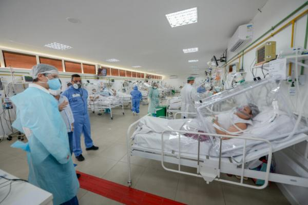 Amazonas com 1.671 novos casos de Covid-19 só hoje (22); infectados superam 27 mil