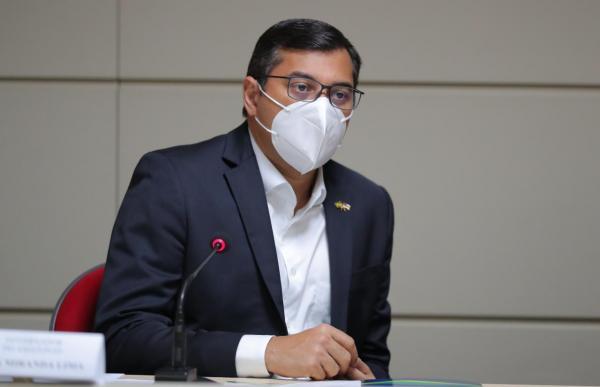Governador decreta emergência ambiental no AM e antecipa plano de combate às queimadas