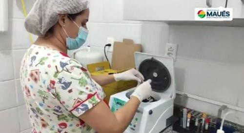 Maués adquire 4,5 mil testes de Covid-19, para chegar a número real de infectados