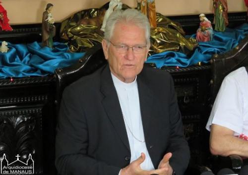 Arcebispo de Manaus diz que missas presenciais estão suspensas por mais 30 dias