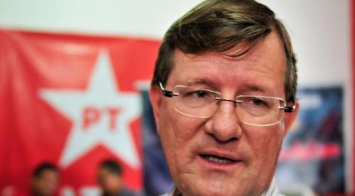 José Ricardo diz que PT Nacional decidirá sobre candidatura em Manaus