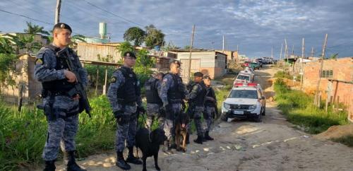 Cai o número de roubos seguidos de morte, em Manaus