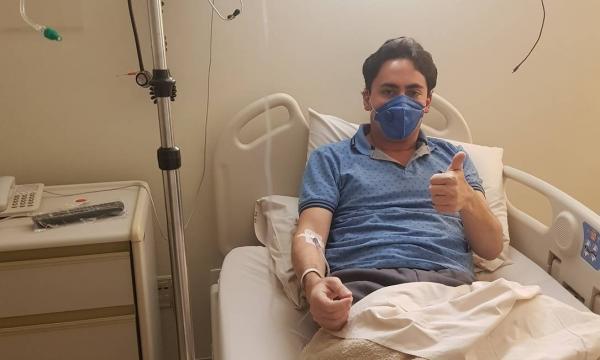 Médico de Parintins tem reinfecção por coronavírus e está internado em São Paulo