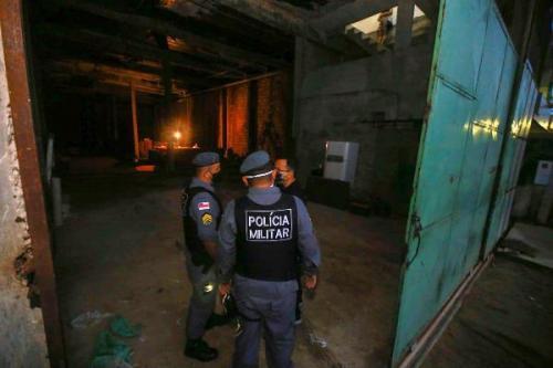 No AM, Polícias deflagram operação contra desmatamento e venda ilegal de madeira
