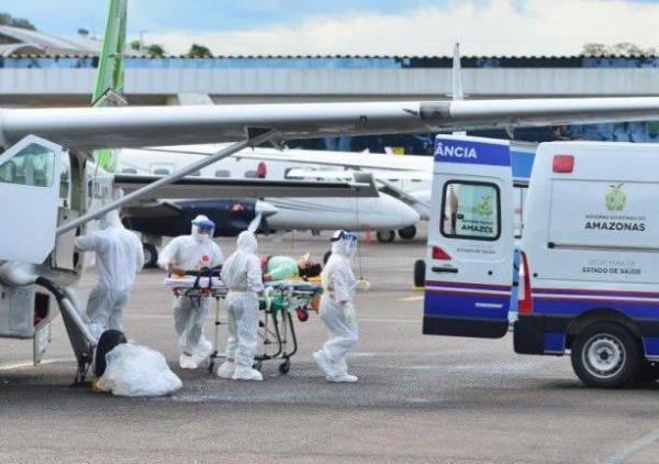 FVS-AM emite boletim com mais 2.126 casos de Covid-19 no Amazonas