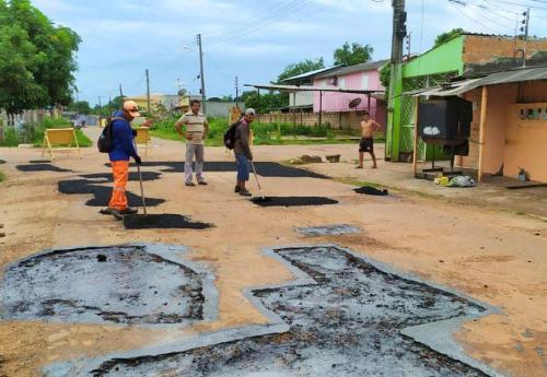 Justiça suspende licitação de R$ 20 milhões da Prefeitura para asfaltamento, em Itacoatiara